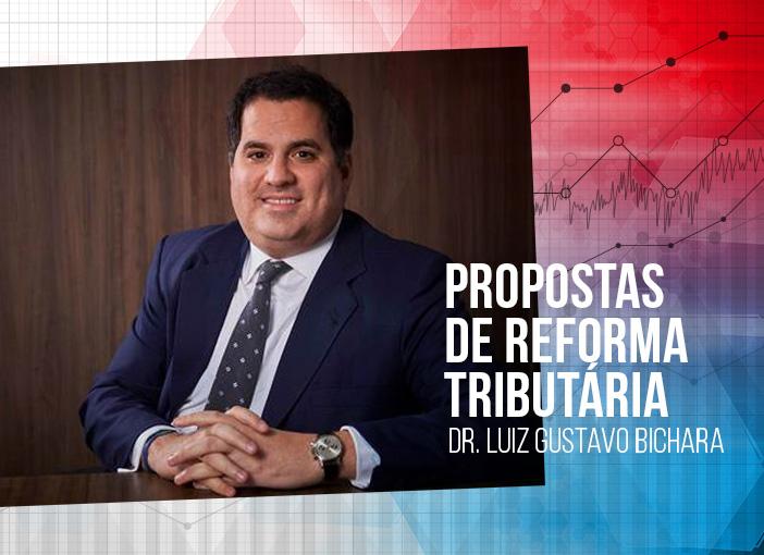 King entrevista Dr. Luiz Gustavo Bichara sobre as propostas da Reforma Tributária